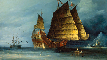 The Seven Voyages of Zheng He