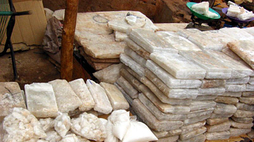The Salt Trade of Ancient West Africa