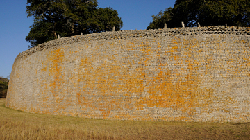 Great Enclosure Wall, Great Zimbabwe