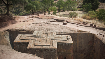 Saint George's Church, Lalibela