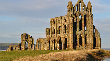 Ruins of Whitby Abbey