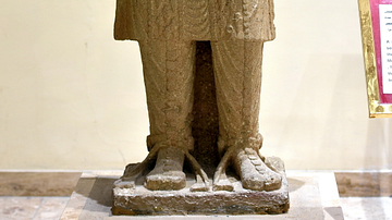 Statue of a Military Commander from Hatra