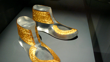 Golden Shoes of Hochdorf