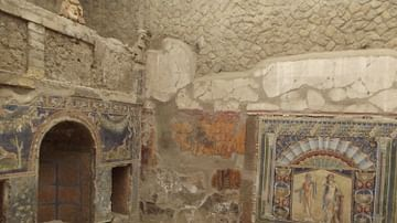 Villa of Neptune and Amphitrite, Herculaneum