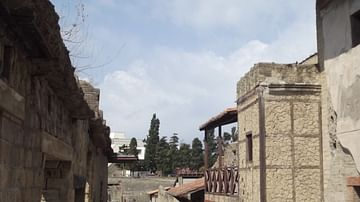 Two-storey Building, Herculaneum