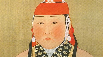 Women in the Mongol Empire