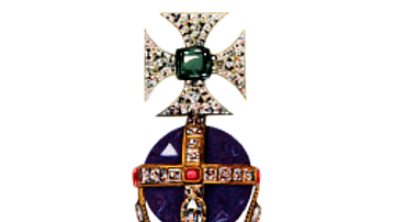 British Sovereign's Sceptre with Cullinan I Diamond