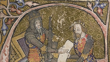 Edward III & Edward the Black Prince