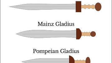 Different Types of Roman Gladius Swords