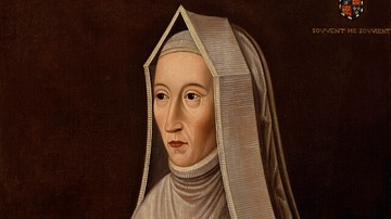 Lady Margaret Beaufort, National Portrait Gallery