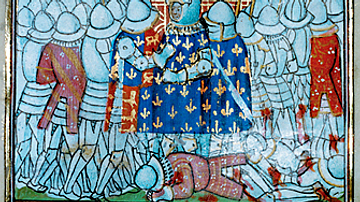 Battle of Poitiers, 1356 CE