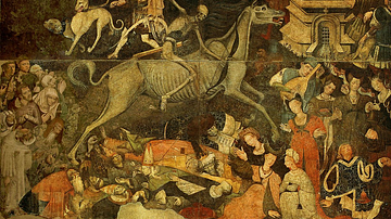 Effects of the Black Death on Europe
