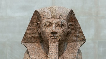 Sphinx of Hatshepsut