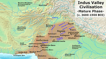 Indus Valley Civilization - Mature Harappan Phase