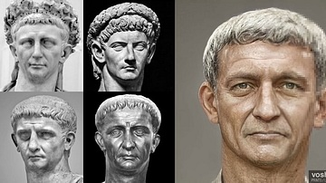 Claudius (Facial Reconstruction)