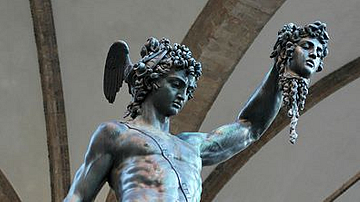Perseus & Medusa by Cellini