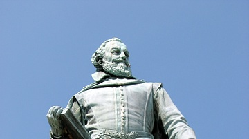 Statue of Captain John Smith