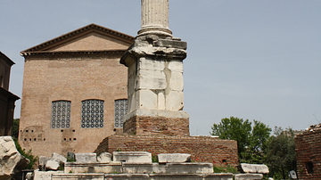 Column of Phocas, Rome