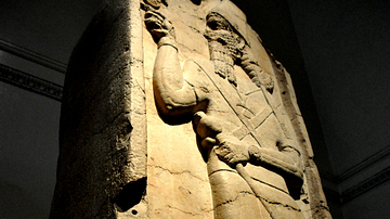 Stela of King Shamshi-Adad V