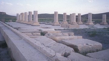 Pasargadae Audience Hall