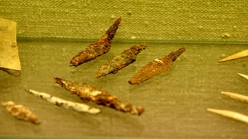 Assyrian Arrowheads from Lachish