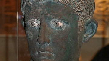 The Meroe Head of Augustus Caesar