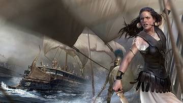 Pirates in the Ancient Mediterranean
