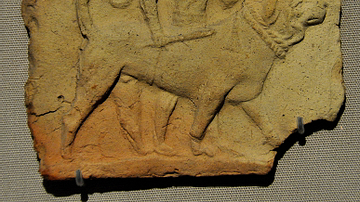 Dogs & Their Collars in Ancient Mesopotamia