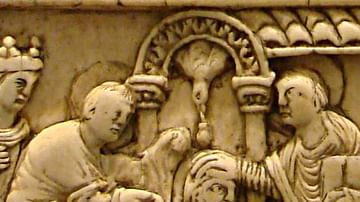 Baptism of Clovis I