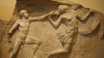 Roman Interpretations of the Amazons through Literature and Art