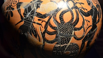 Heracles and the Lernaean Hydra