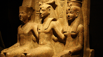 Conflict Between the Temple and the Crown in Ancient Egypt