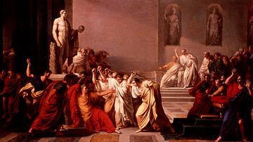 The Death of Julius Caesar