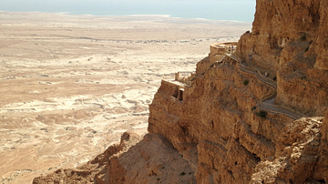 Northern Palace of Masada