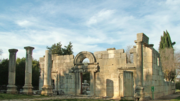 The Ancient Synagogue in Israel & the Diaspora
