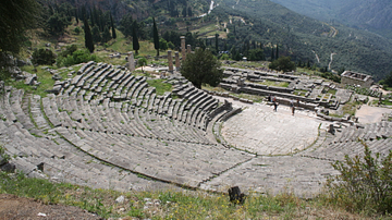 Greek Theatre Architecture