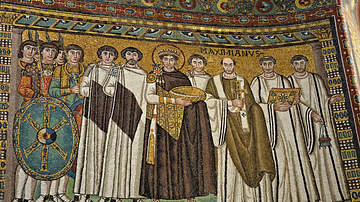 Society in the Byzantine Empire