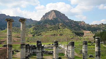 Temple of Artemis, Sardis