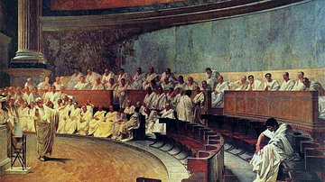 Cicero & the Catiline Conspiracy