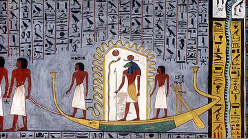 Gods & Goddesses of Ancient Egypt - A Brief History
