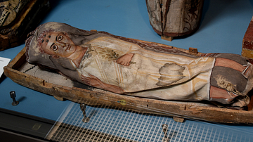 Cultural & Theological Background of Mummification in Egypt