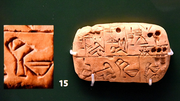 Bread Rations from Mesopotamia