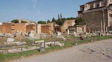 Basilicas of the Roman Forum