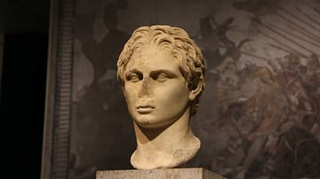 Portrait of Alexander the Great