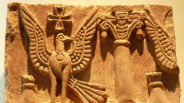 Bird Frieze, Faras