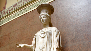 The Townley Caryatid