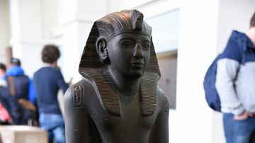 Statue of King Ramesses IV