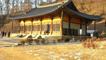Ancient Korean Architecture