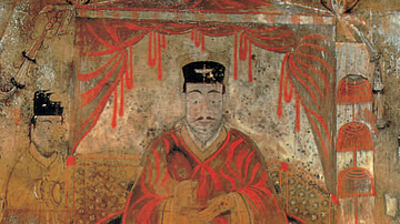 The Tombs of Goguryeo