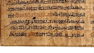 Tale of Two Brothers Papyrus